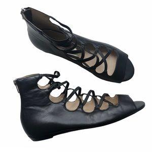 Steve Madden Lace Up Gladiator Sandals